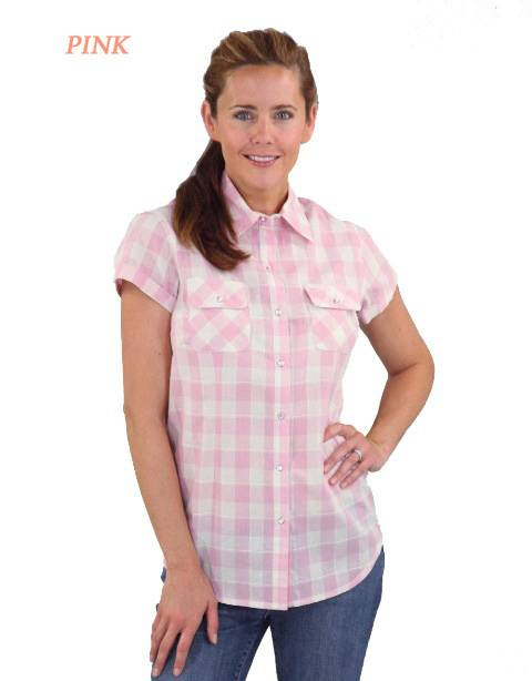 Outack Trading Simpson Desert Shirt - Ladies