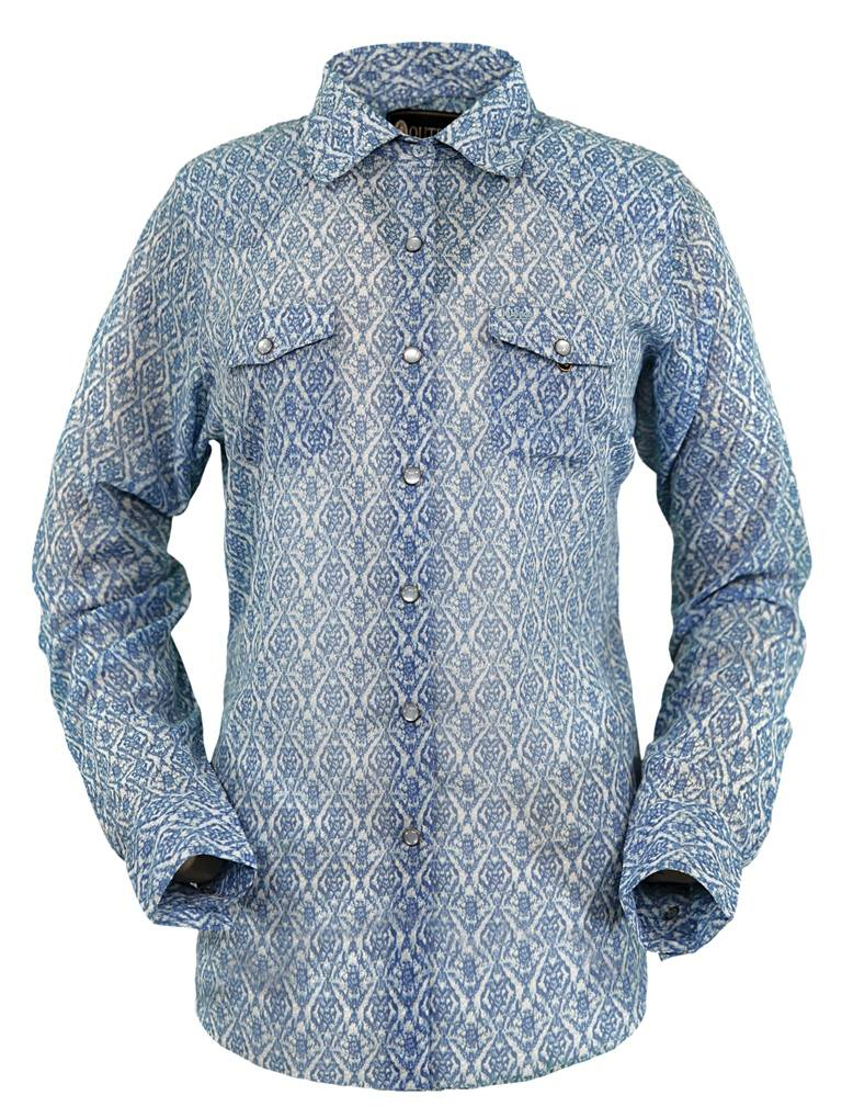 Outback Trading April Shirt - Ladies