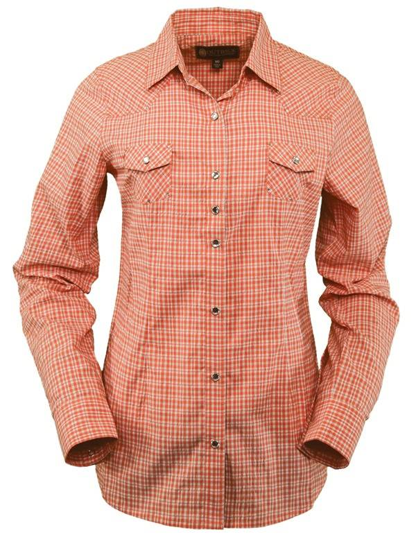 Outback Trading Calla Performance Shirt - Ladies