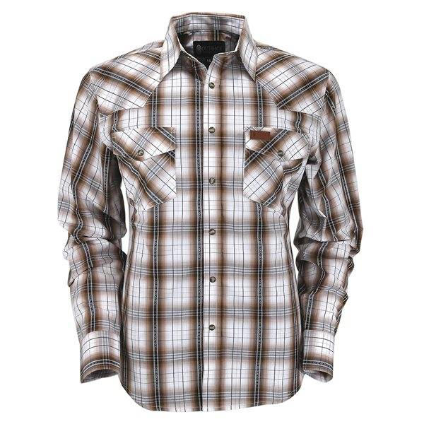 Outback Trading Men's Harlin Performance Shirt