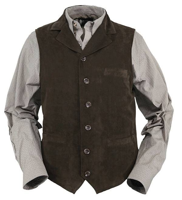 Outback Trading Kings Vest- Men's