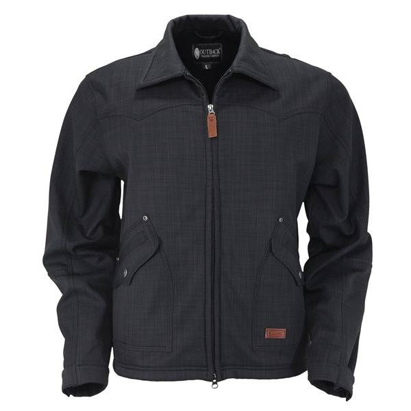 Outback Trading Men's Theo Softshell Jacket