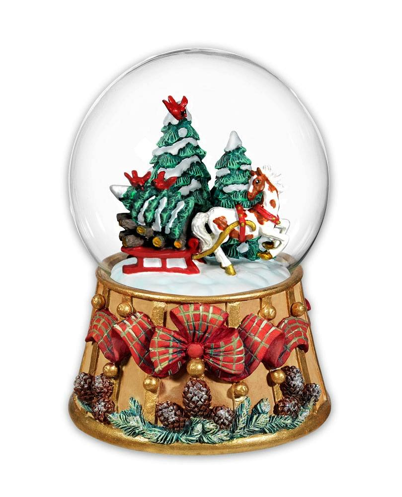 Breyer 2016 Holiday Traditions - Musical Snow Globe