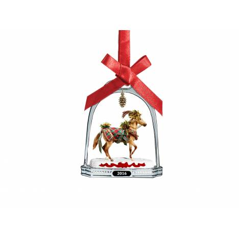 Breyer 2016 Woodland Splendor - Stirrup Ornament