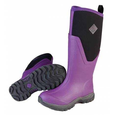 Muck Boots Arctic Sport II Tall - Ladies - Purple