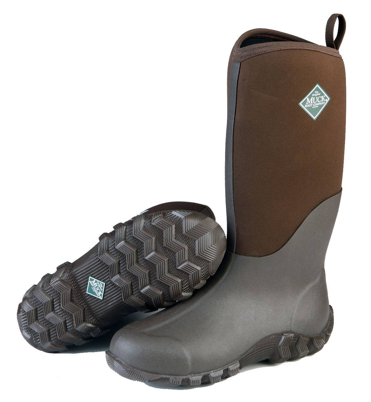 Muck Boots Men's Edgewater II - Mens - Brown