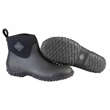 Muck Boots Muckster II Ankle - Mens - Black