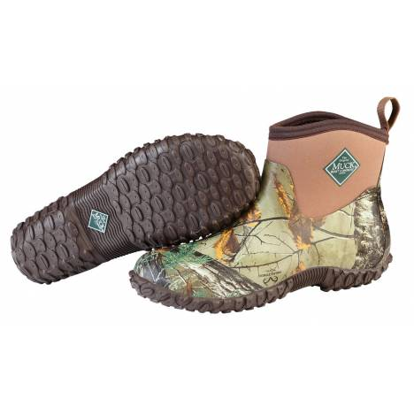 Muck Boots Muckster II Ankle - Mens - Realtree Xtra