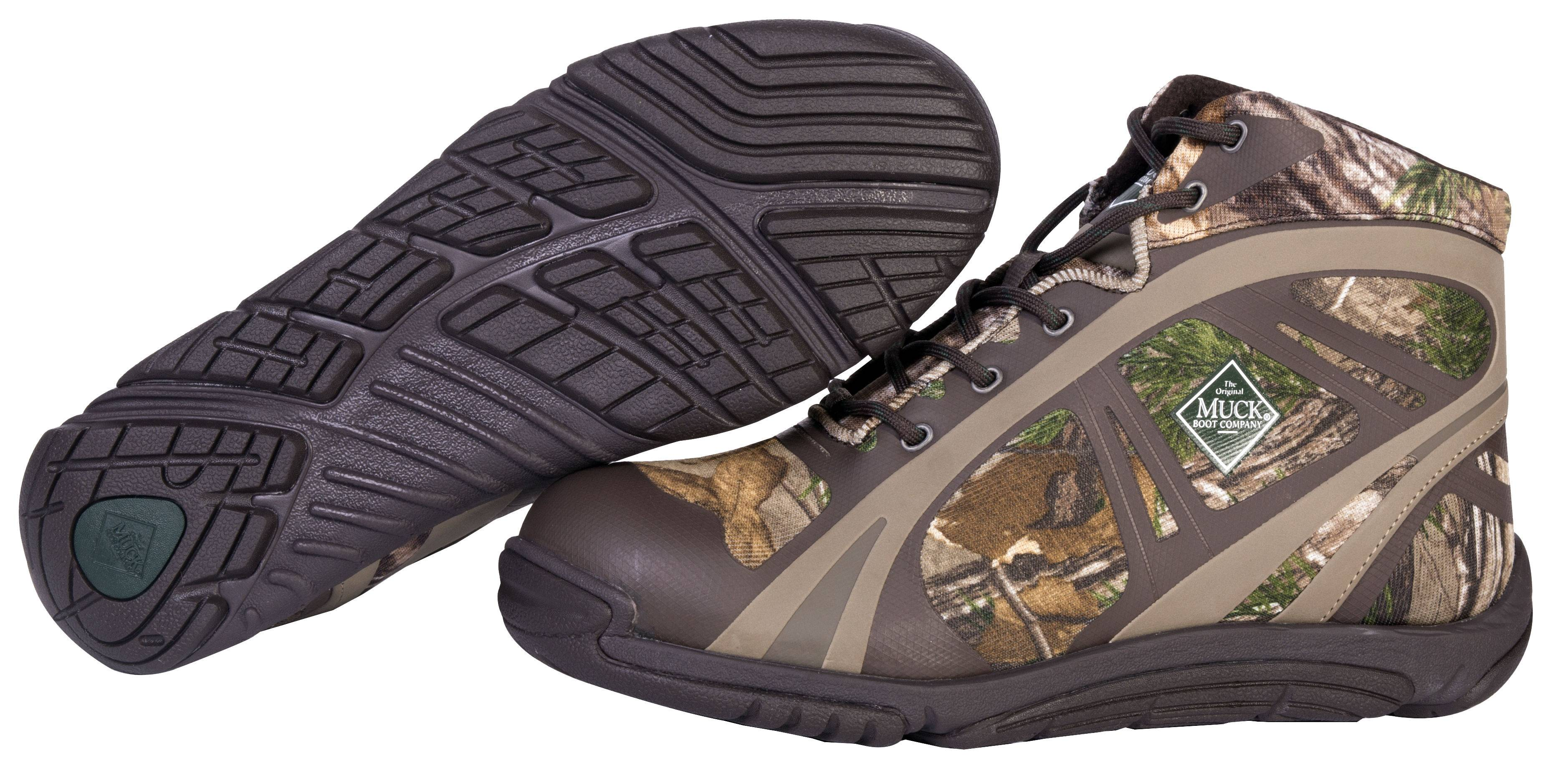 Muck Boots Pursuit Shadow Ankle - Mens - Realtree