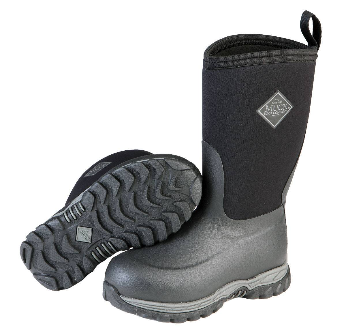 Muck Boots Rugged II - Kids - Black