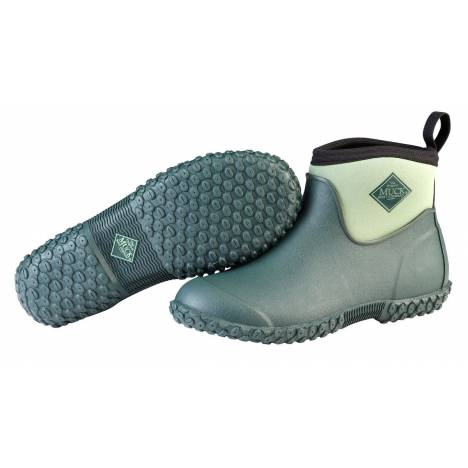 Muck Boots Muckster II Ankle - Ladies - Green