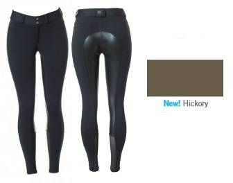 FITS Free Flex Full Seat Zip Front Breeches - Ladies - Hickory