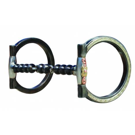 Professionals Choice Clear Signal Equine Foundation Deluxe Snaffle