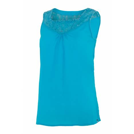 Noble Outfitters Whimsical Lace Tank - Ladies