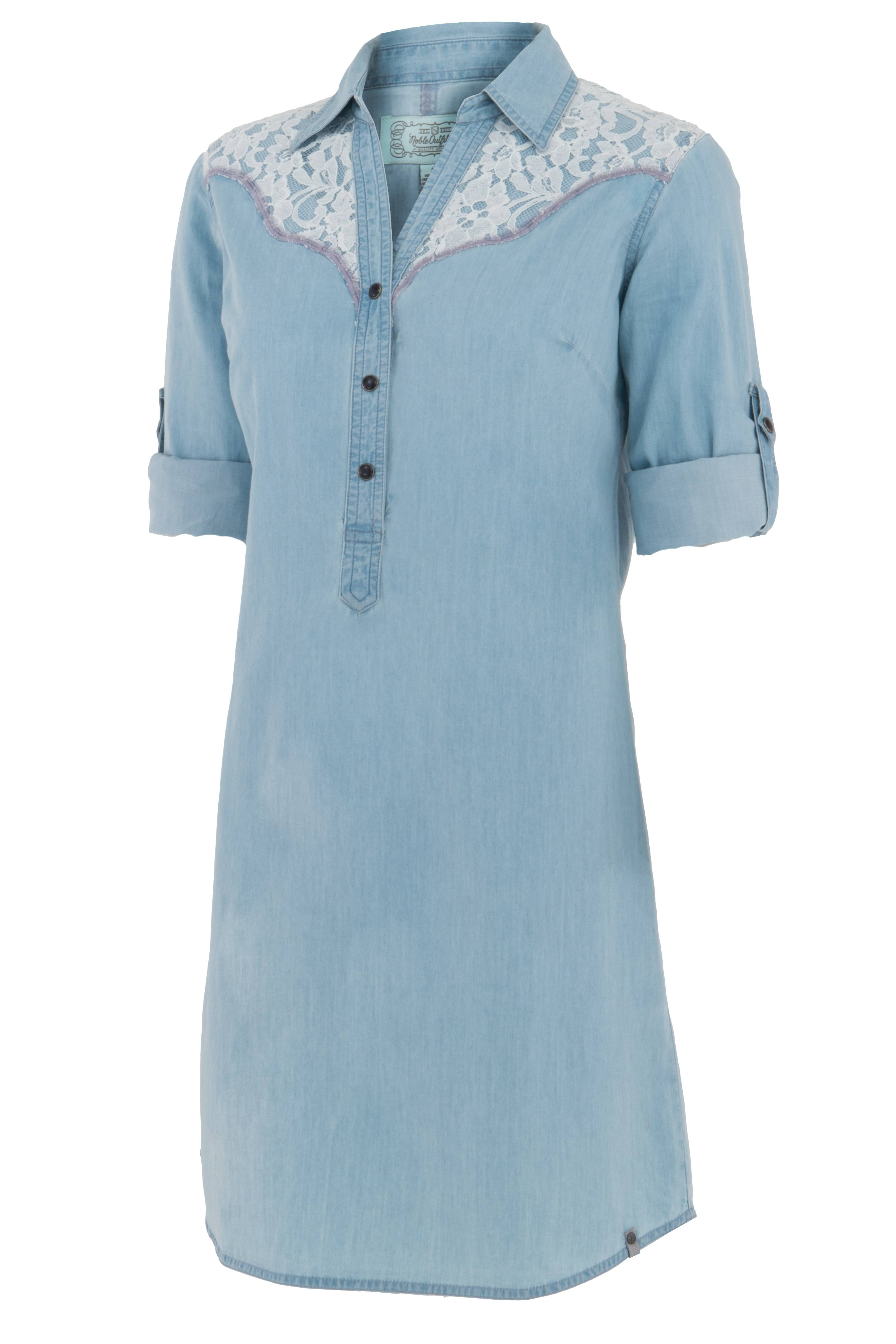 Noble Outfitters Bluegrass Lace Dress - Ladies