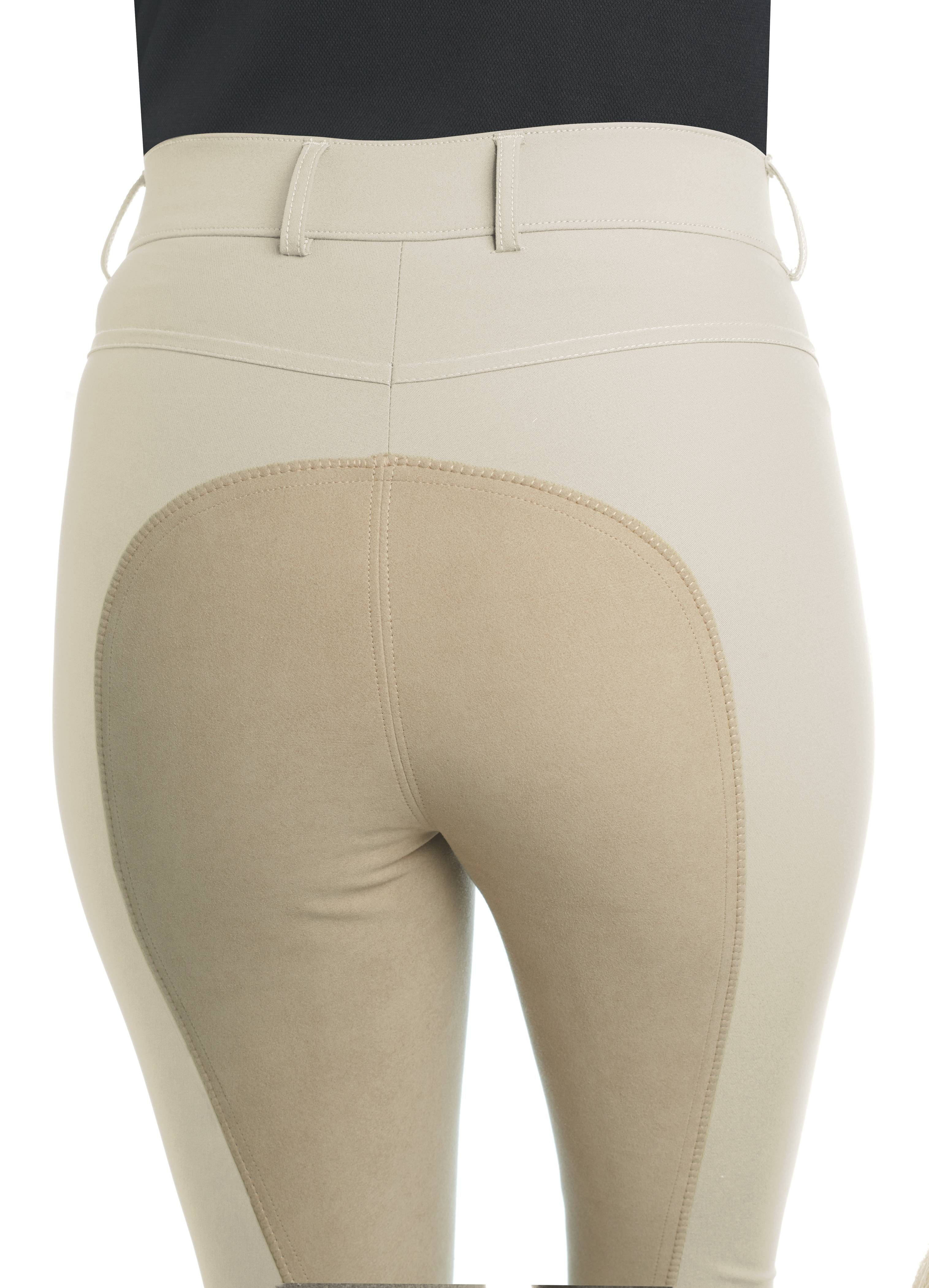 Ovation Aqua-X Slim Secret Full Seat Breeches-Ladies