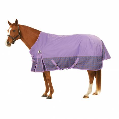 Centaur 1200D Rainbow Horse Turnout Sheet