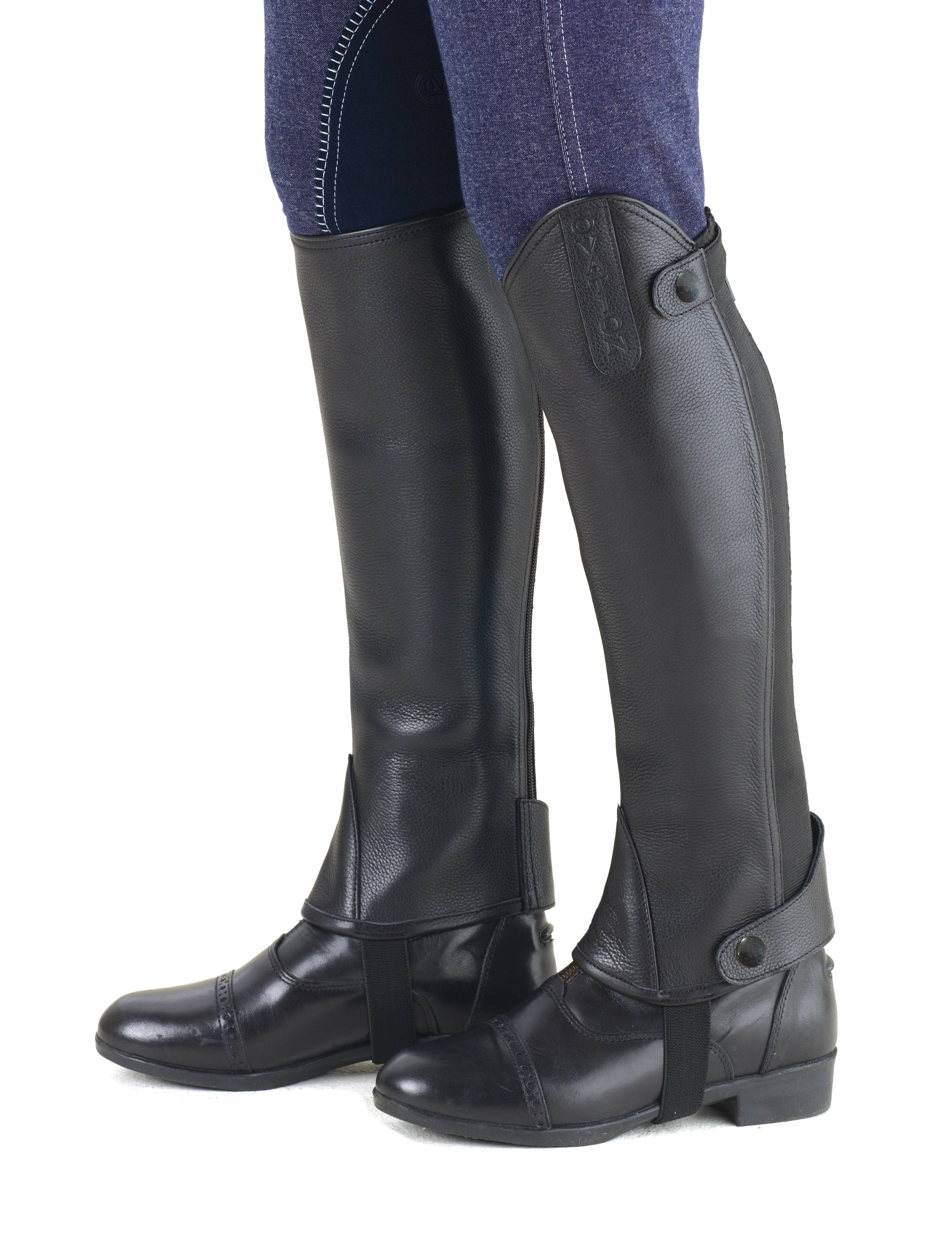 Ovation Turin Giana Half Chaps- Ladies