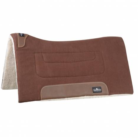 Classic Equine Performance Trainer Western Pad 2