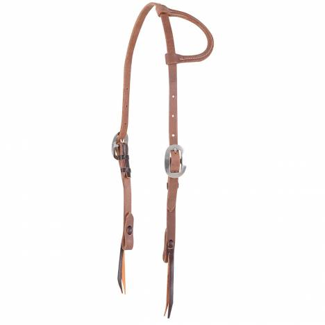 Martin Slip Ear Harness Leather Headstall
