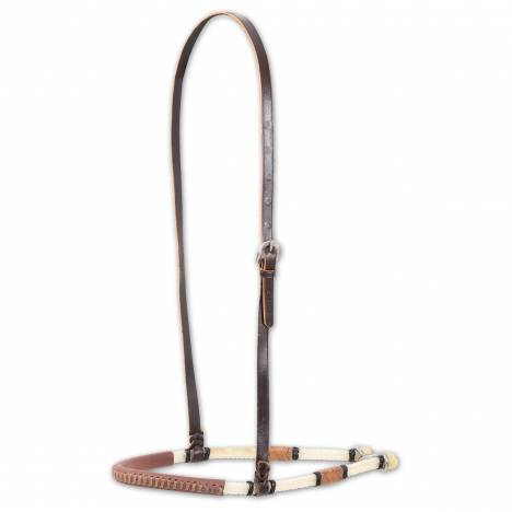 Martin Leather Covered Doubel Rope Noseband