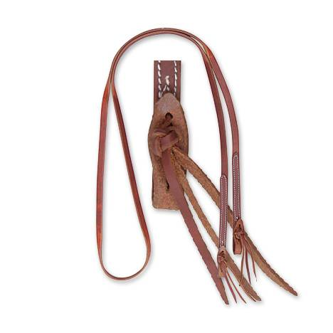 Martin Harness Leather Roping Rein- 5/8''