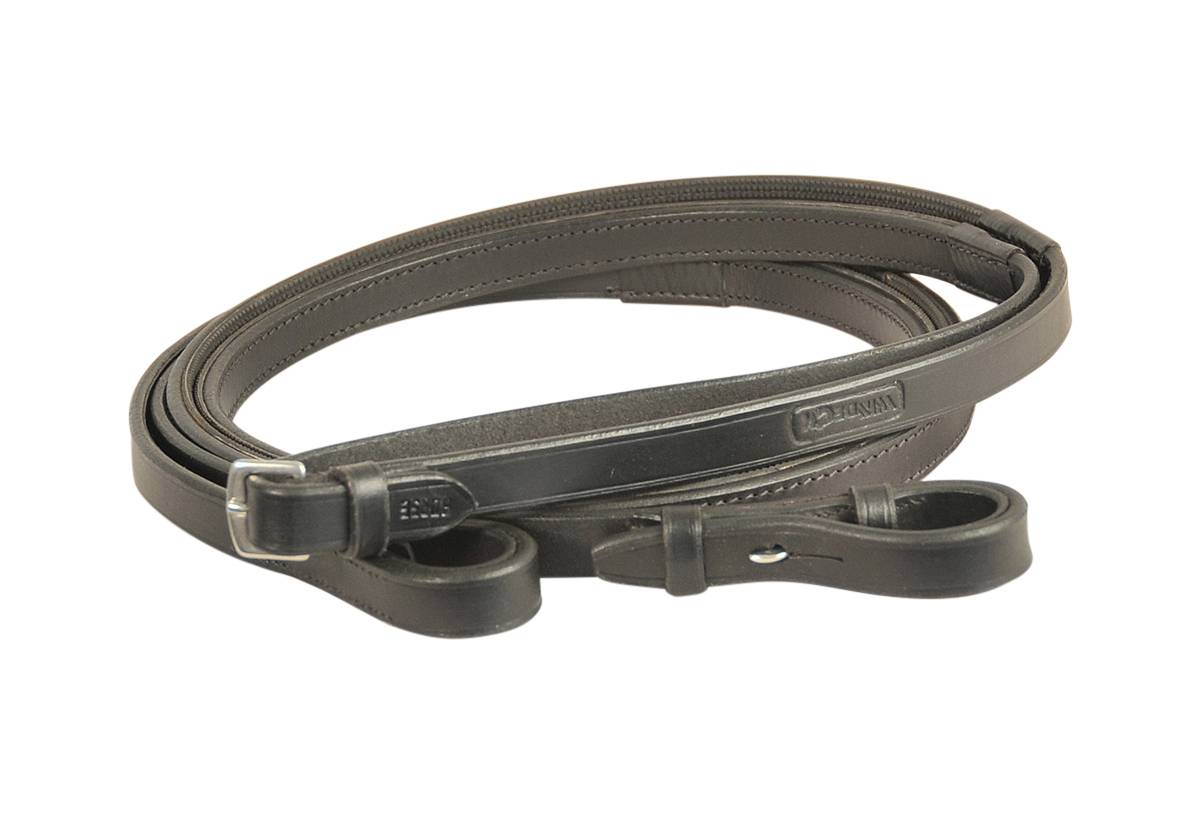 Treadstone Windeck Leather Rubber Lined Reins