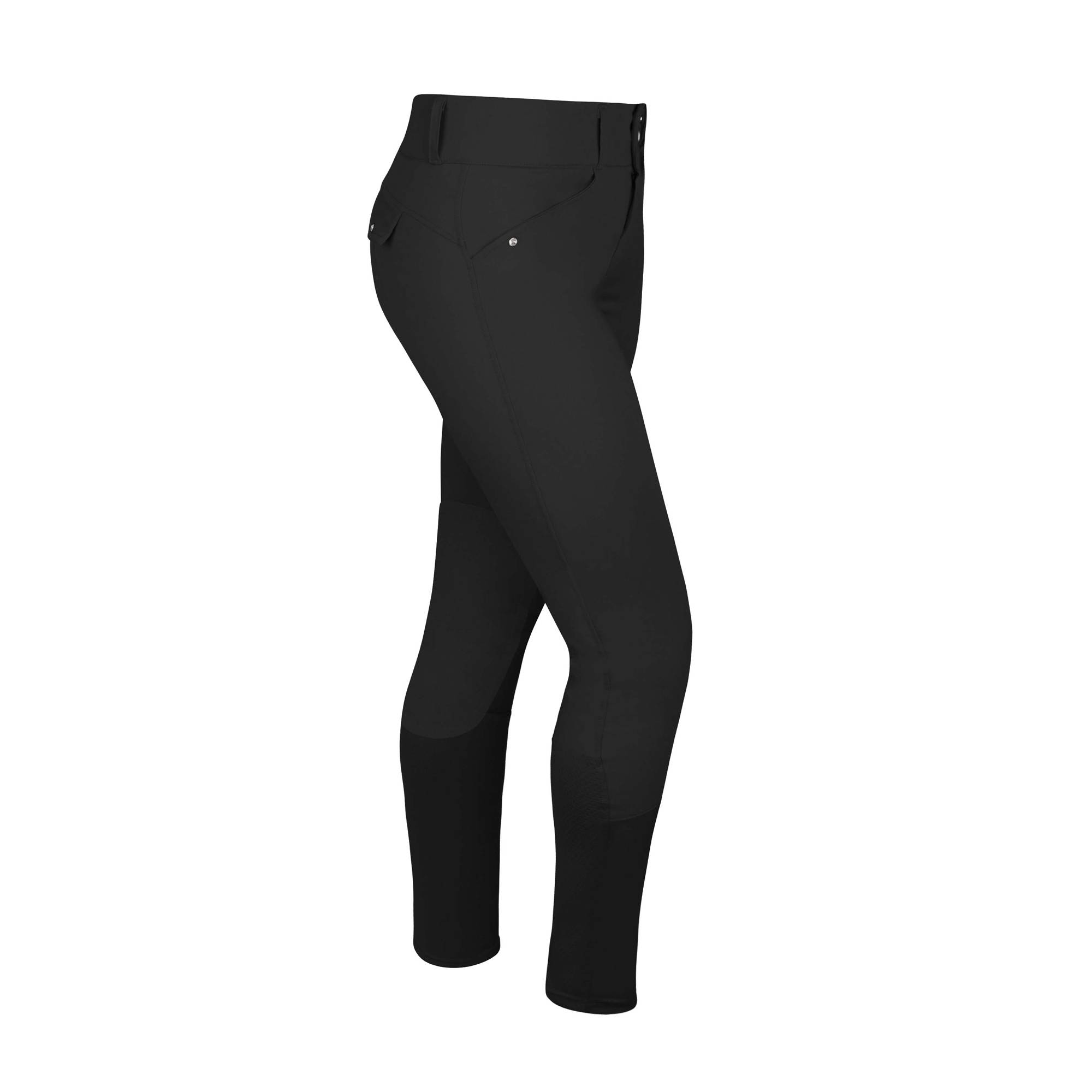 Irideon Diamante Knee Patch Breech-Ladies