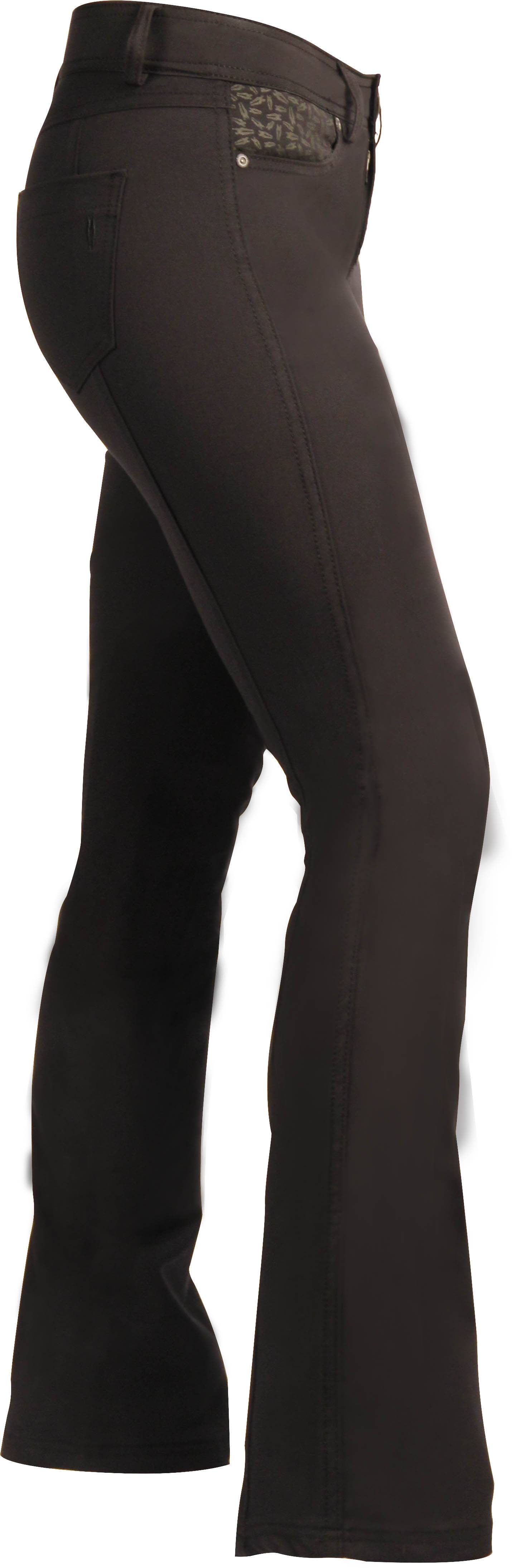 Irideon Pembrook Knee Patch Bootcut Breech-Ladies