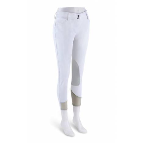 RJ Classics Prestige Gulf Low Rise Breeches - Ladies - EuroSeat - White