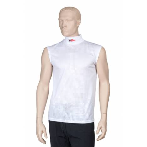 Finn Tack Mira Turtleneck Sleeveless Polo