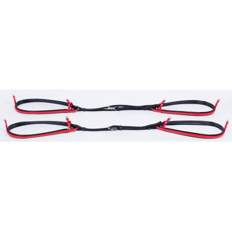Finn Tack Zilco Slickz Nylon Carry Straps Hopples