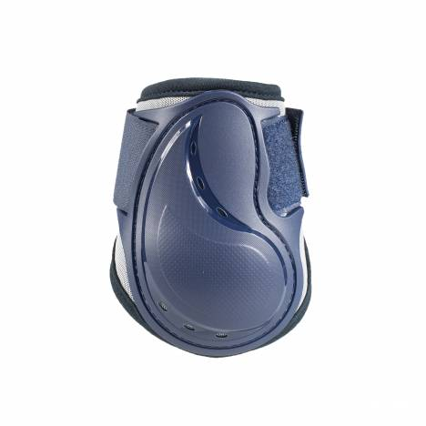 HorZe Crescendo Aspen No-Stretch Fetlock Boots - Cob/Full - Black