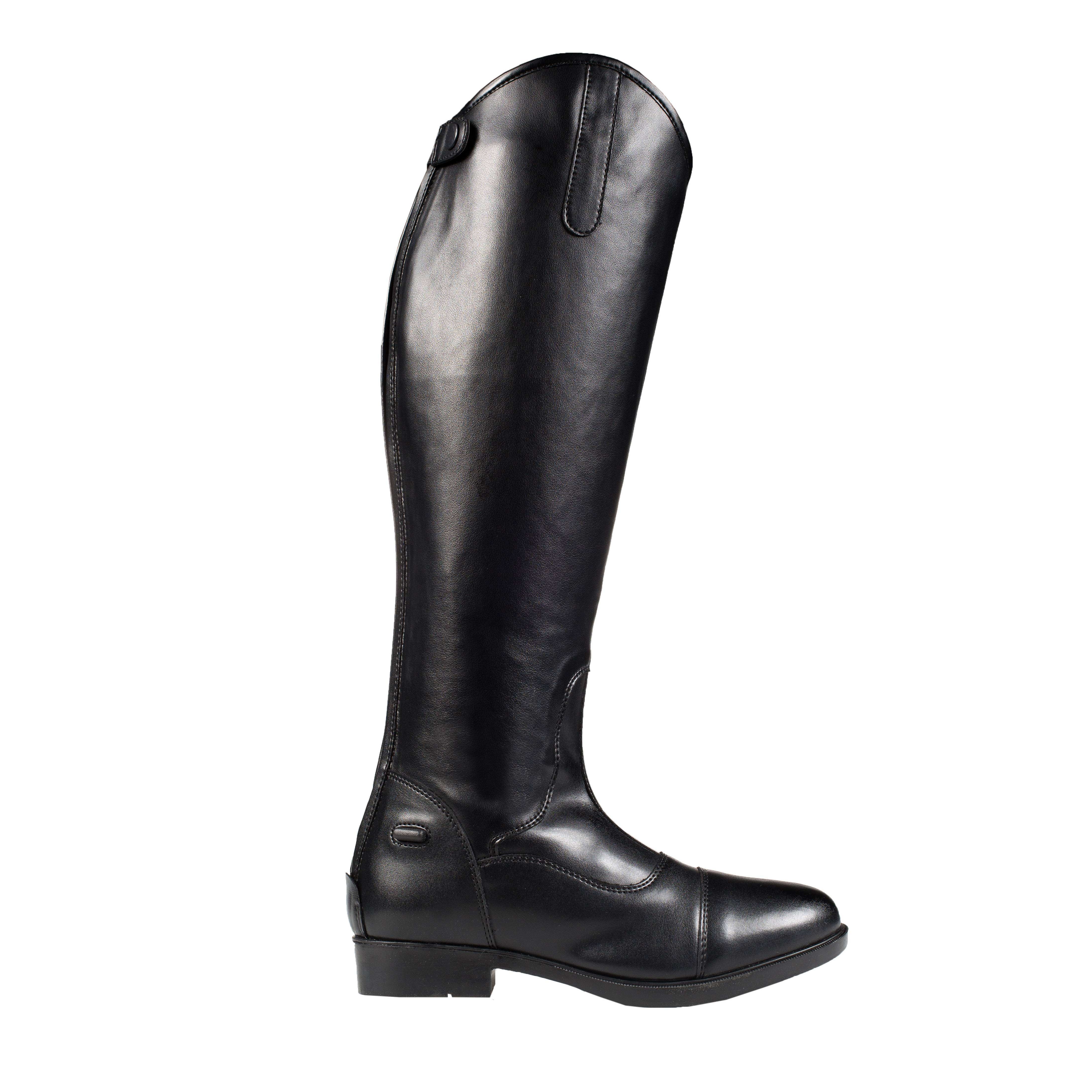 HorZe Spirit Rover Dressage Tall Boots - Ladies - Black