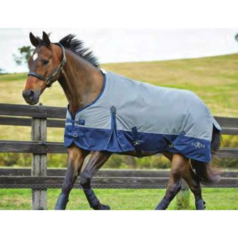 Saxon 600D Standard Neck Turnout Blanket With Gusset ll- Lite