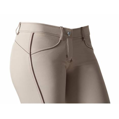 Devon Aire Madrid Woven Breeches-Ladies