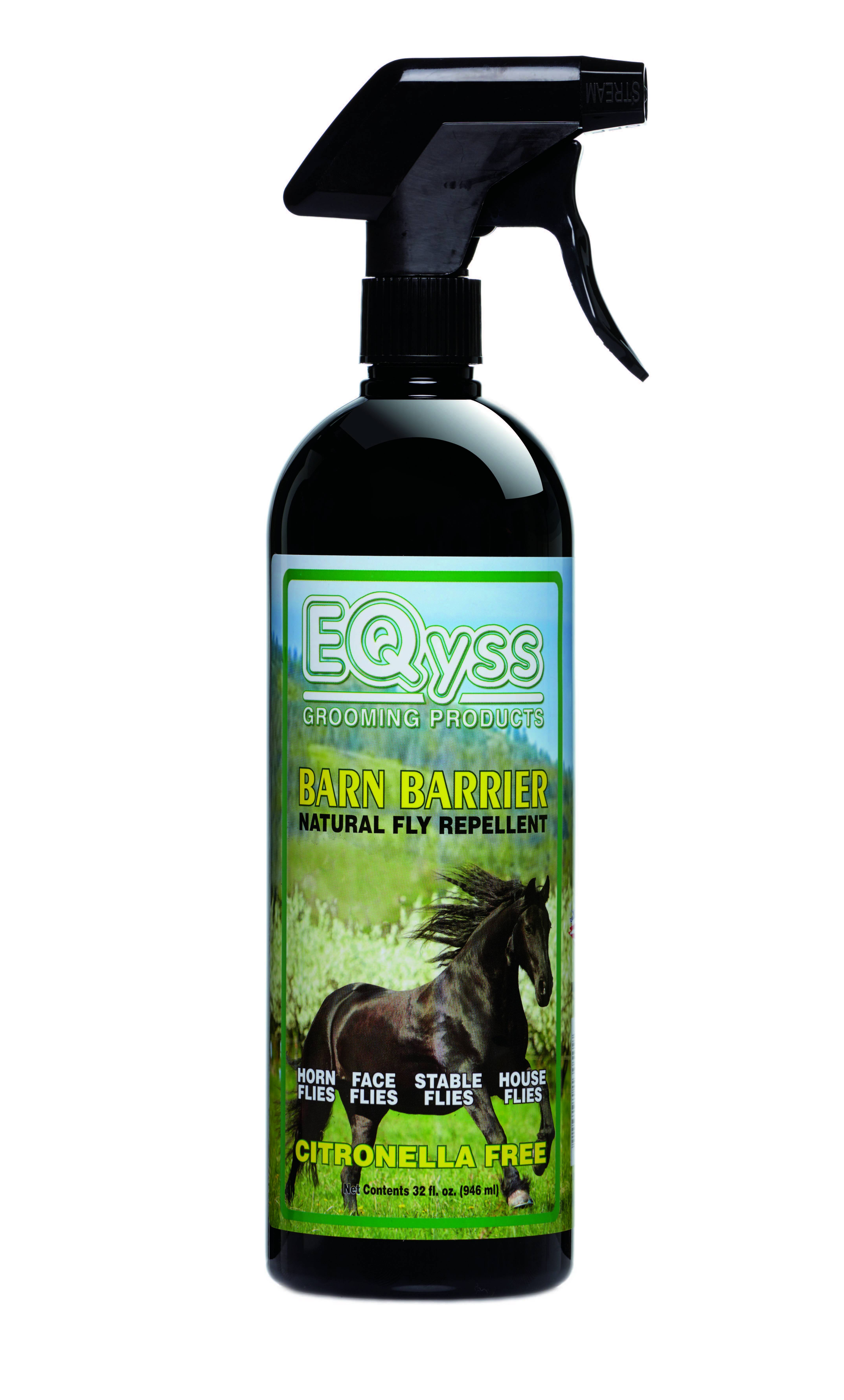 Eqyss Barn Barrier Natural Fly Repellent