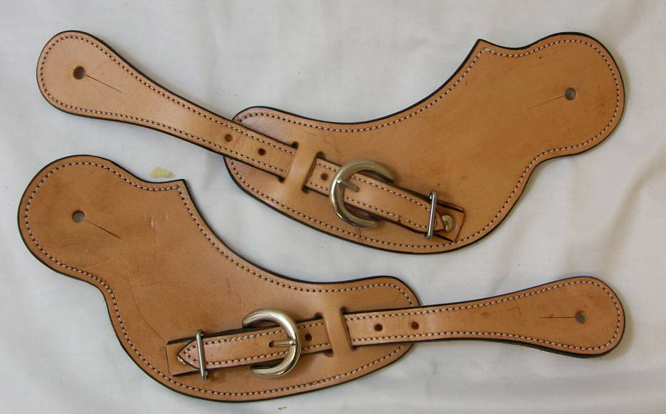 Intrepid Western Spur Strap-Plain