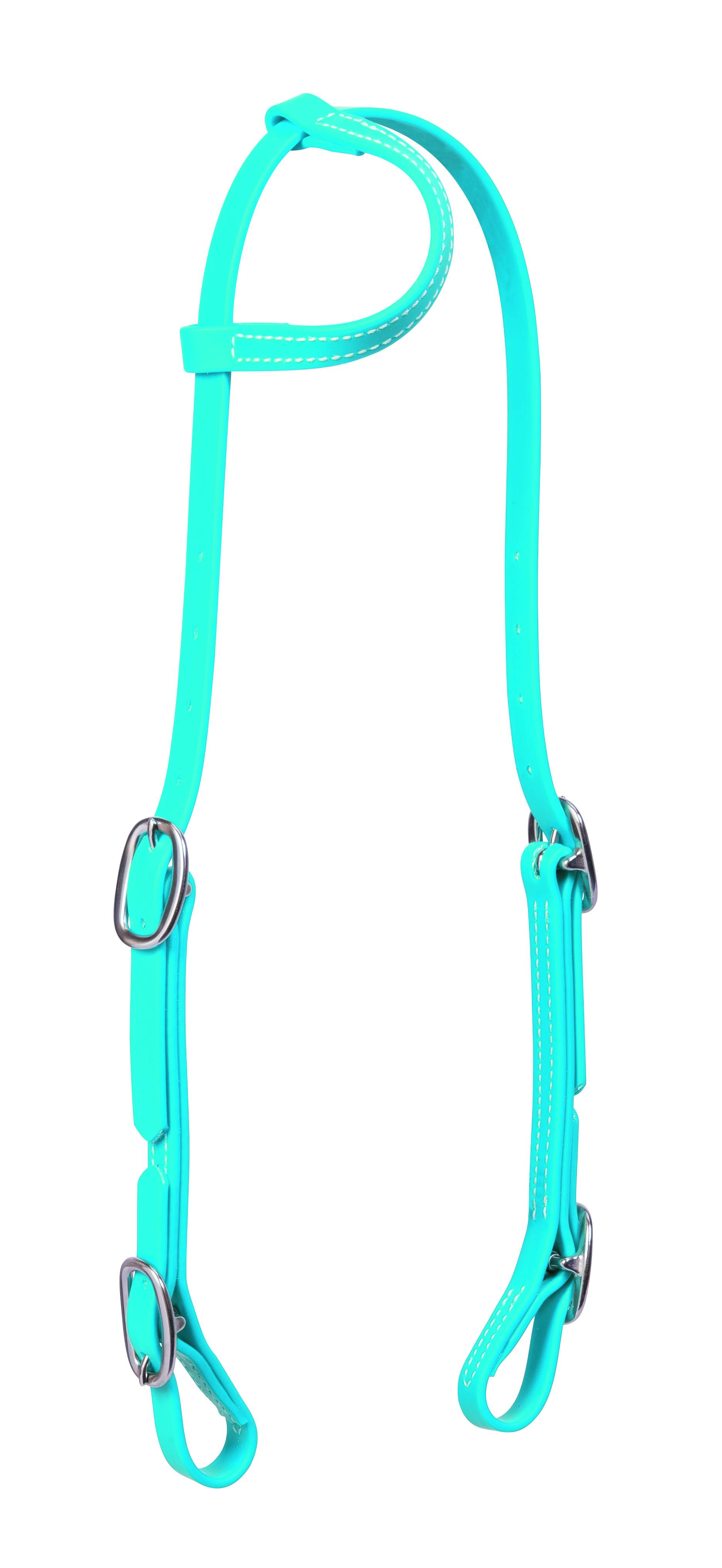 Weaver Brahma Webb Sliding Ear Headstall