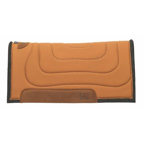 Weaver 30x30 Working Ranch Felt Saddle Pad - Solid Colors