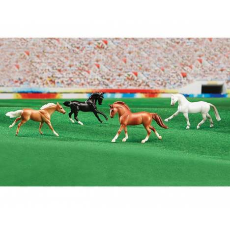Breyer Stablemates Competing At The Games