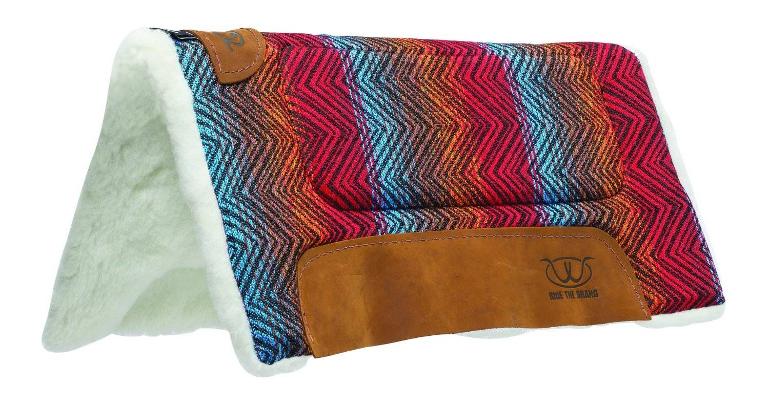 Weaver All Purpose 22x23 Pony Saddle Pad - H25/H26