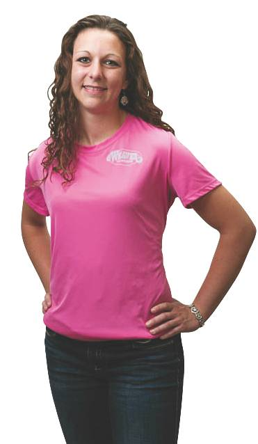 Weaver Leather Performance T Shirt- Ladies
