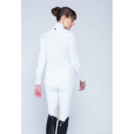Asmar Monaco Show Shirt - Ladies - White