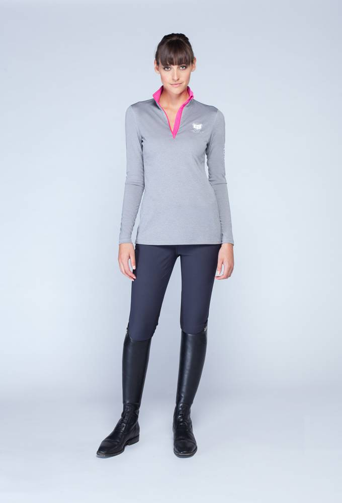 Asmar Performance Sun Shirt - Ladies