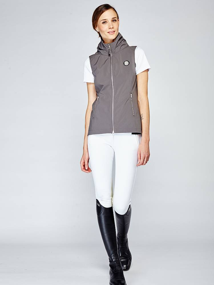Asmar Tofino Soft Shell Vest - Ladies