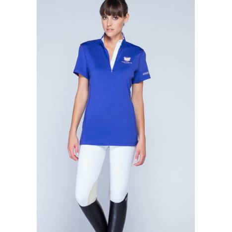 Asmar Short Sleeve Sun Shirt - Ladies