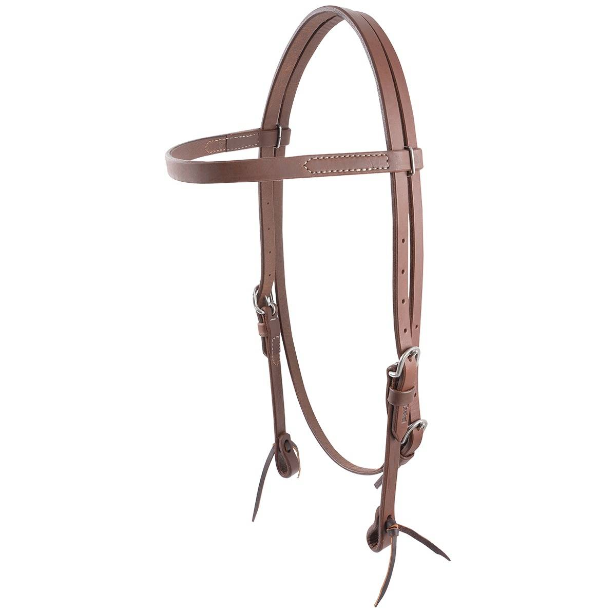 Cashel Harness Leather Browband Headstall