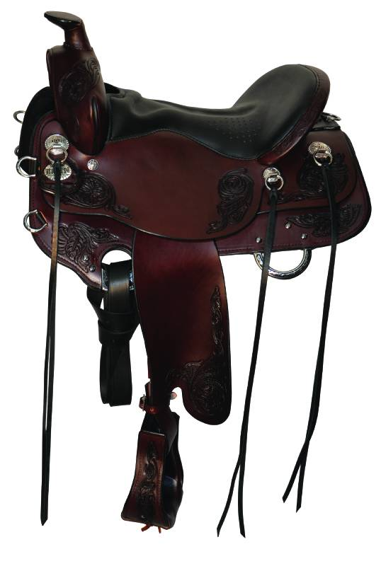 Tucker Horizon Wanderer Trail Saddle