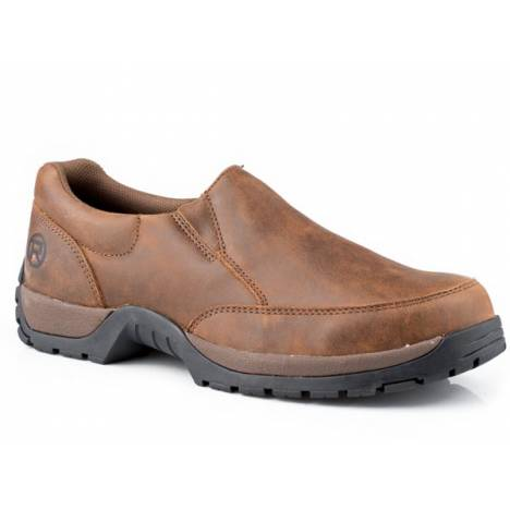 Roper Canter Performance Slip On Casual Shoe- Men's